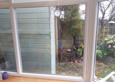 gallery - after picture of replacement glass
