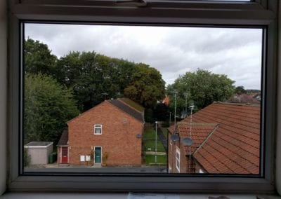 gallery - hull after picture of replacement glass