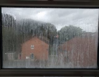 misted up double-glazing Ripon