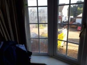 Double glazing units replaced Ruislip