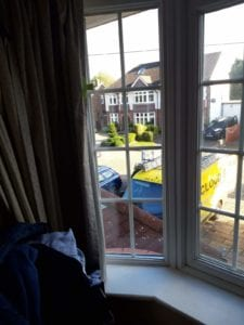 Double glazing units replaced Ruislip