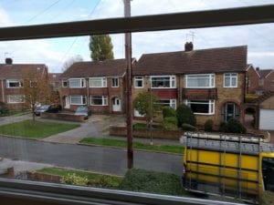 Double glazing units replaced Welwyn Garden City